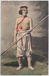 Cacique Pincén / Chief Pincén