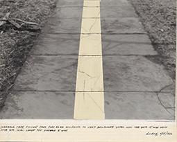 Tape Project: Sidewalk