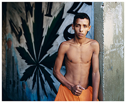 Milton from the series Zona Sur Barrio Piedrabuena