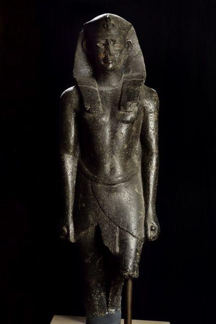 Emperor Domitian as Pharaoh
