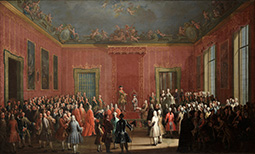 The Abdication of Charles III as King of Naples in Favor of His Son Ferdinand