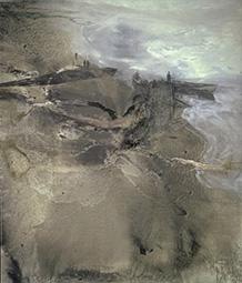 Thames Painting, The Estuary
